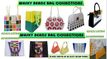 Wasky Beads and Bags Collection