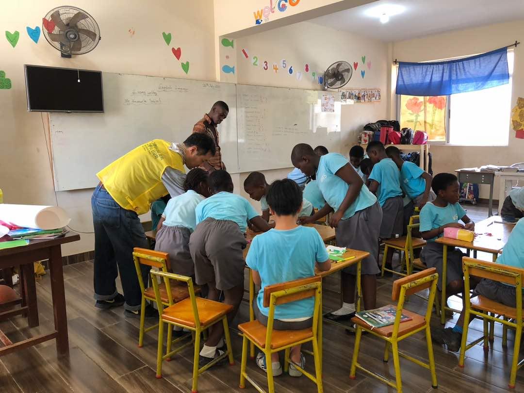 Mission International School(MIS)