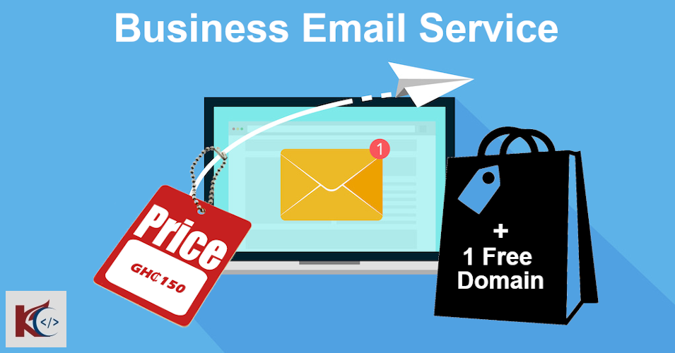 Business Email Solution + + Free Domain