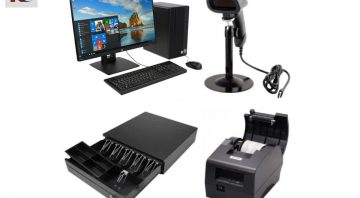 Complete pos system( both hardware and software)