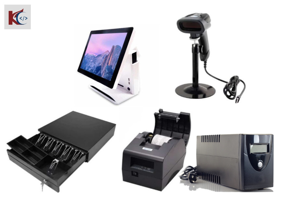 Complete pos touchscreen system ( both hardware and software)